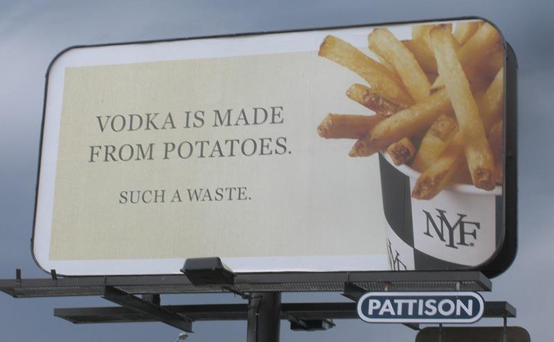 Billboards, Who Knew?