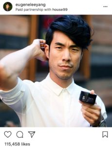 Euegene Lee Yang Instagram