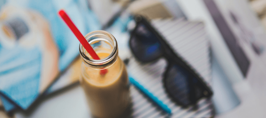 The Last (Plastic) Straw:  What We Can Do to Help Reduce Single-Use Straw Pollution