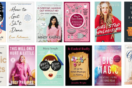 The Millennial Woman's 2019 Reading List