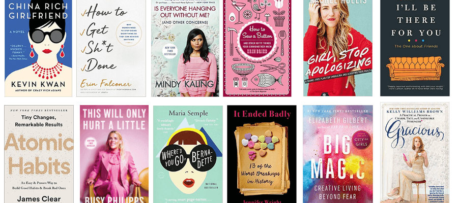 The Millennial Woman's 2019 Reading List