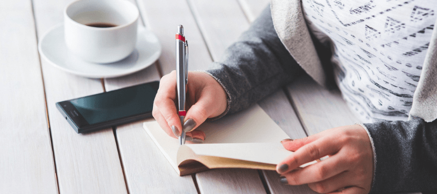 10 Tips Dealing with Writer's Block