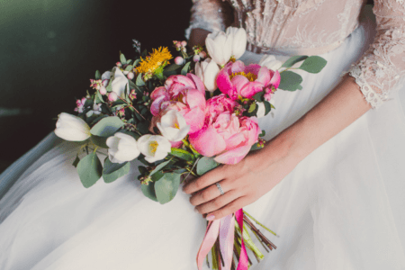 The Best Flowers For Spring Weddings