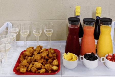 Crafting the Perfect Mimosa Bar