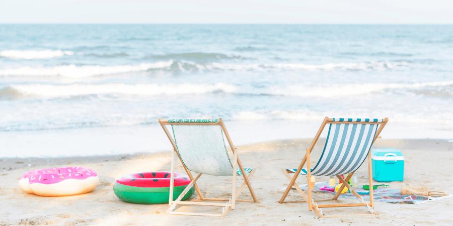 beach trip packing list