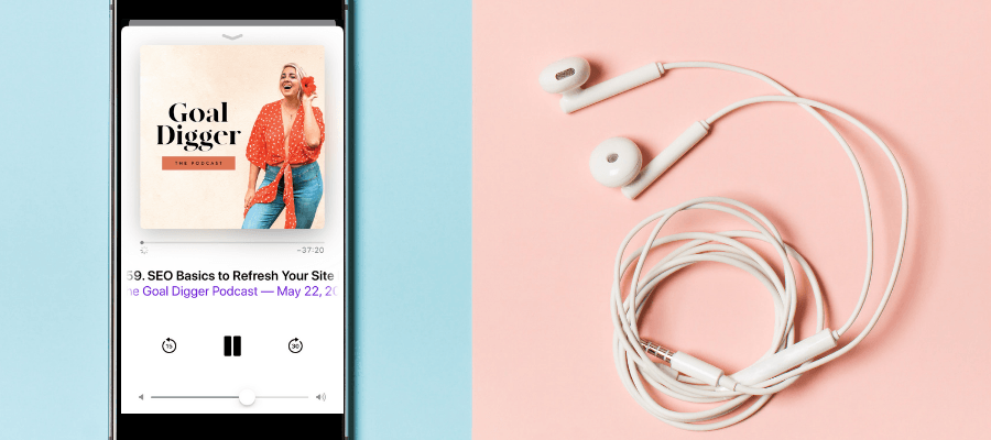 Five Podcasts for Millennial Women