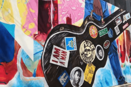 15 Memphis Murals to Check Out