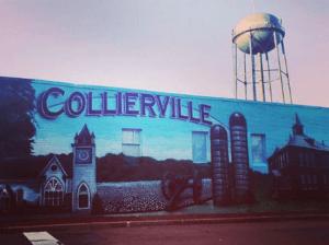 Collierville Mural